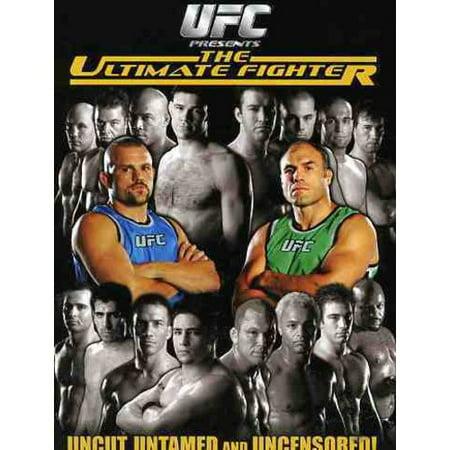 UFC Presents The Ultimate Fighter Season 1 (2005) DVD Box Set ()