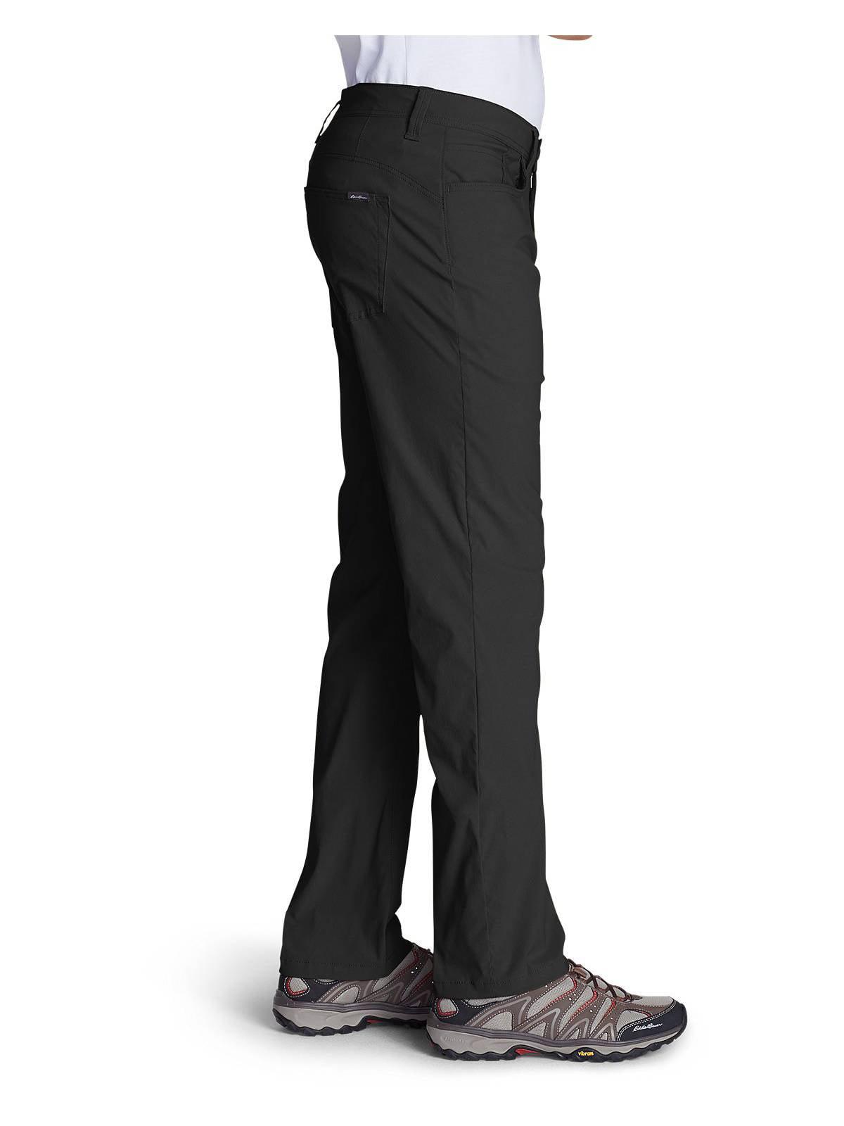 Straight Fit Eddie Bauer Mens Horizon Guide Five-Pocket Pants