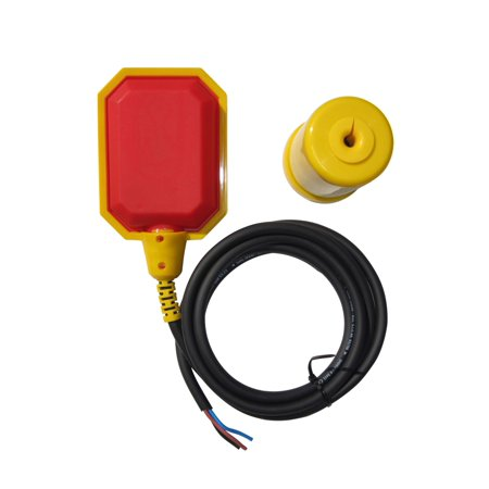Float Switch w / 6 ft. Cable, Water Tank, Sump Pump