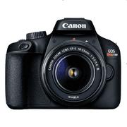 Canon EOS Rebel T100 Digital SLR Camera with 18-55mm Lens Kit, 18 Megapixel Sensor, Wi-Fi, DIGIC4+ and Live View Shooting