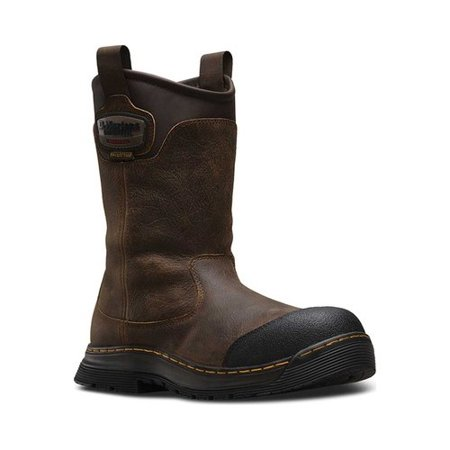 Men's Dr. Martens Work Rush EH Safety Toe Waterproof Rigger (Martens Safety Boot)