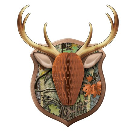 Hunting Camo Wall Cutout](Hunting Costumes)