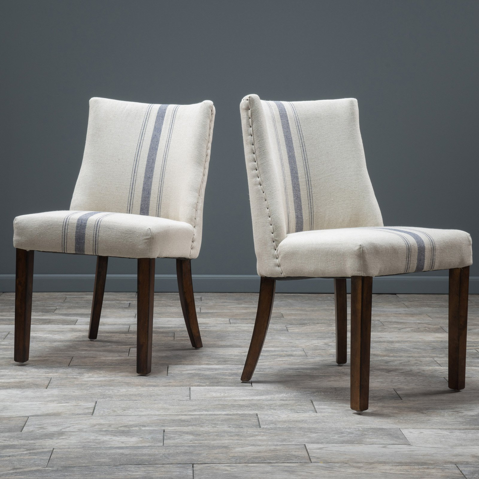 Best Selling Home Dolcetto Parsons Dining Chair Set of 2 by Overstock