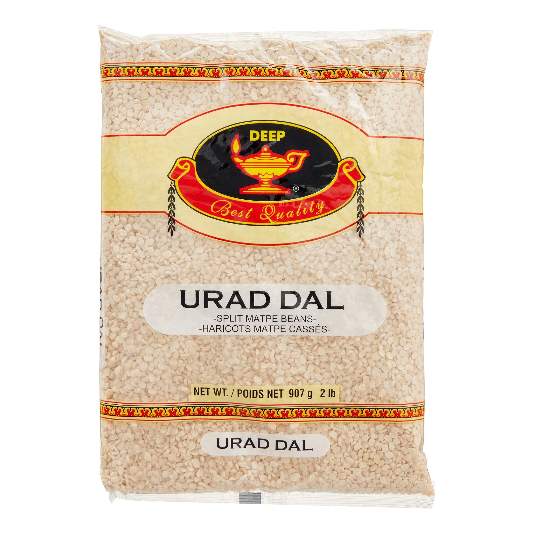 Deep Urad Dal, 2 Lb by Chetak New York LLC