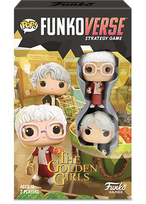Funko Games POP! Funkoverse: Golden Girls 101 - 2-Pack