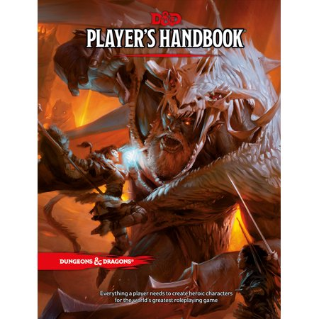 Dungeons & Dragons Player's Handbook (Dungeons & Dragons Core (Top 5 Best Soccer Players In The World)
