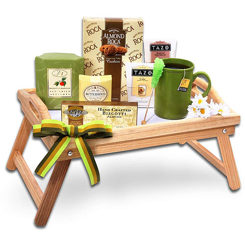 Tazo Tea Breakfast Gift Basket