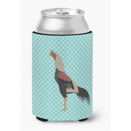 Kulang Chicken Blue Check Can or Bottle Hugger - image 1 de 1