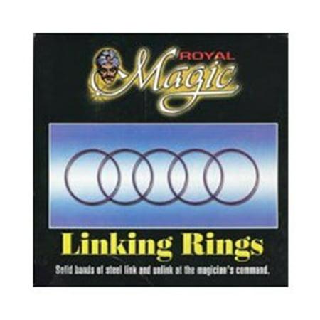 Magic Linking Rings - 5