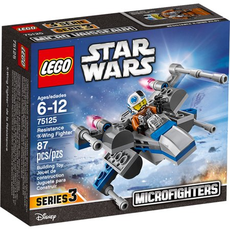 LEGO Star Wars Resistance X-Wing Fighter 75125 (Star Wars X-wing Fighter Model)