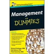 Management For Dummies, UK Edition - eBook