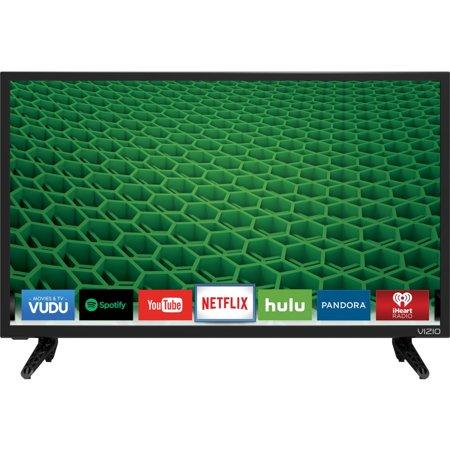 Vizio D24-D1 24-inch LED Smart TV – 1920 x 1080 – 60 Hz – DTS (Refurbished)