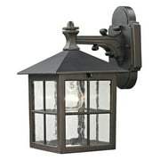 Thomas Lighting Shaker Heights 8201 Outdoor Wall Sconce