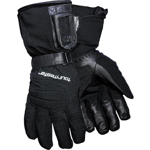 Tourmaster Synergy Heated Textile Gloves Black