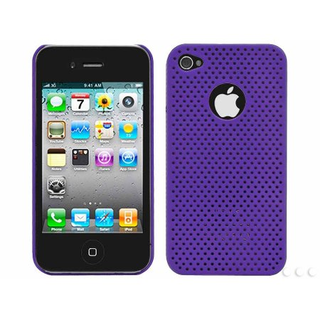 Cellet Purple Proguard For Apple iPhone 4 (AT&T Phone