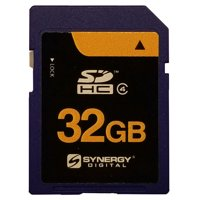JVC GZ-E305BE Camcorder Memory Card 32GB Secure Digital High Capacity (SDHC) Memory Card