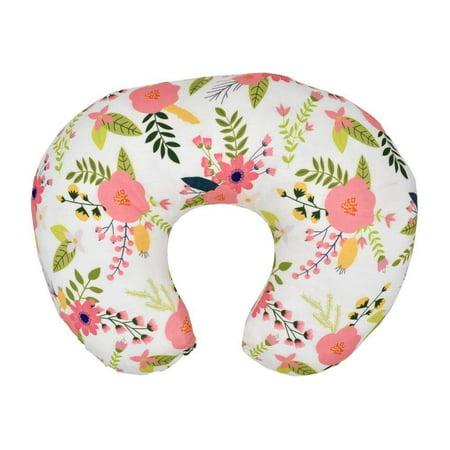 Amerteer Stretchy Nursing Pillow Covers,Nursing Pillow Slipcovers for Breastfeeding Moms,Ultra Soft Snug Fits On Infant Nursing