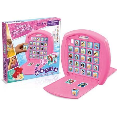 Disney Princess Match Cube Game (Disney Princess Halloween Games)