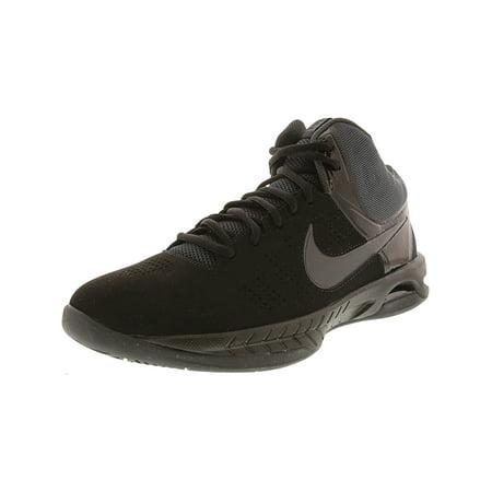 b396bd488614 Nike - Nike Men s Air Visi Pro Vi Nbk Black Anthracite Ankle-High Nubuck  Basketball Shoe - 11.5M - Walmart.com