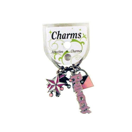 Hy Ko Products Charms Princess Key Ring