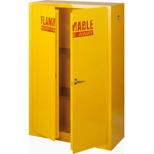 Edsal Flammable Safety Cabinet, SC450F
