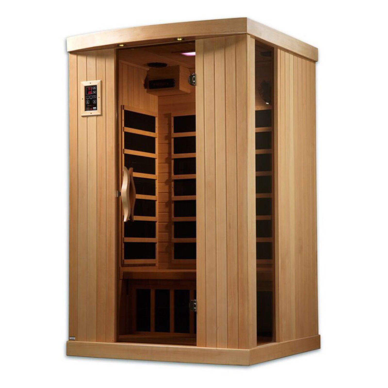 Golden Designs Inc. 2 Person FAR Infrared Sauna