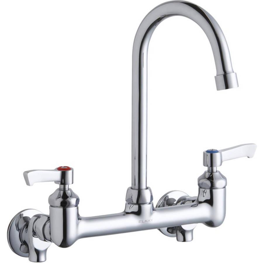 Elkay LK940GN05L2S Commercial 2-Hole Faucet