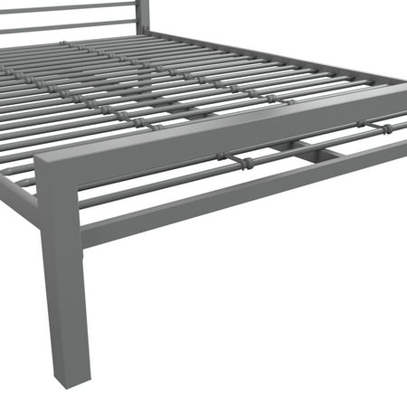 Yourzone Kids Metal Platform Bed Multiple Sizes