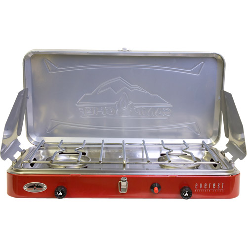 Camp Chef High Pressure 2 Burner Camp Stove by Camp Chef