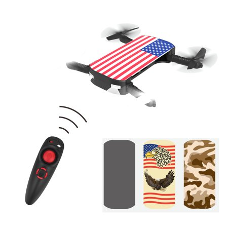 Swift Stream Z-11 Foldable Drone with Interchangeable Snap On Shells and Customizeable - Interchangeable Shell