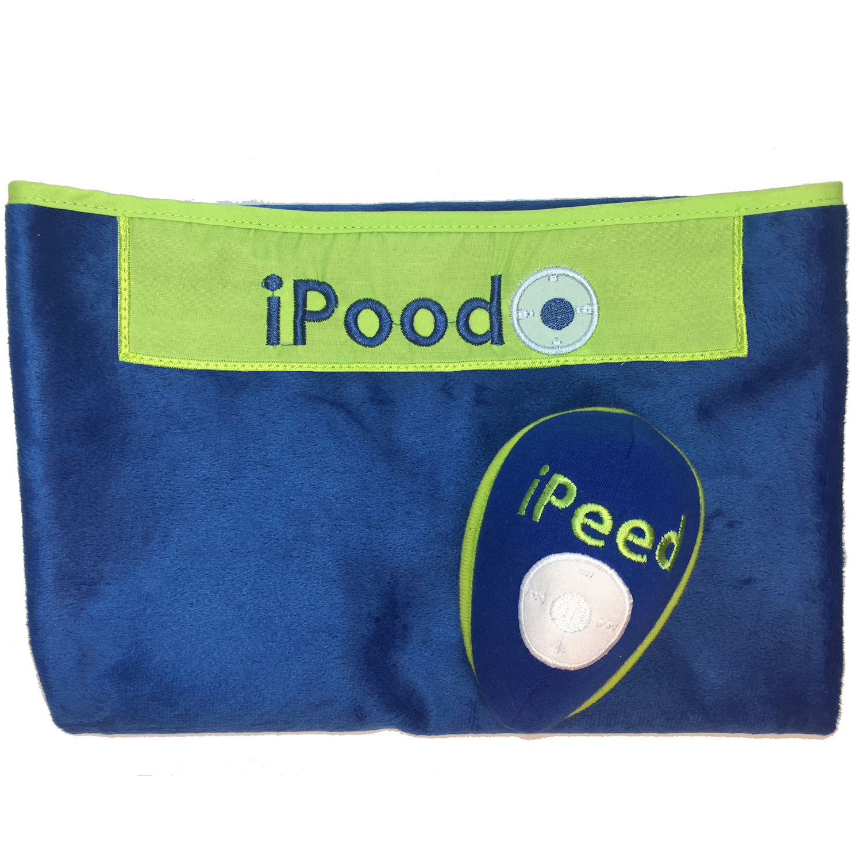 SOZO WEEBLOCK and Changing Pad iPeed & iPood