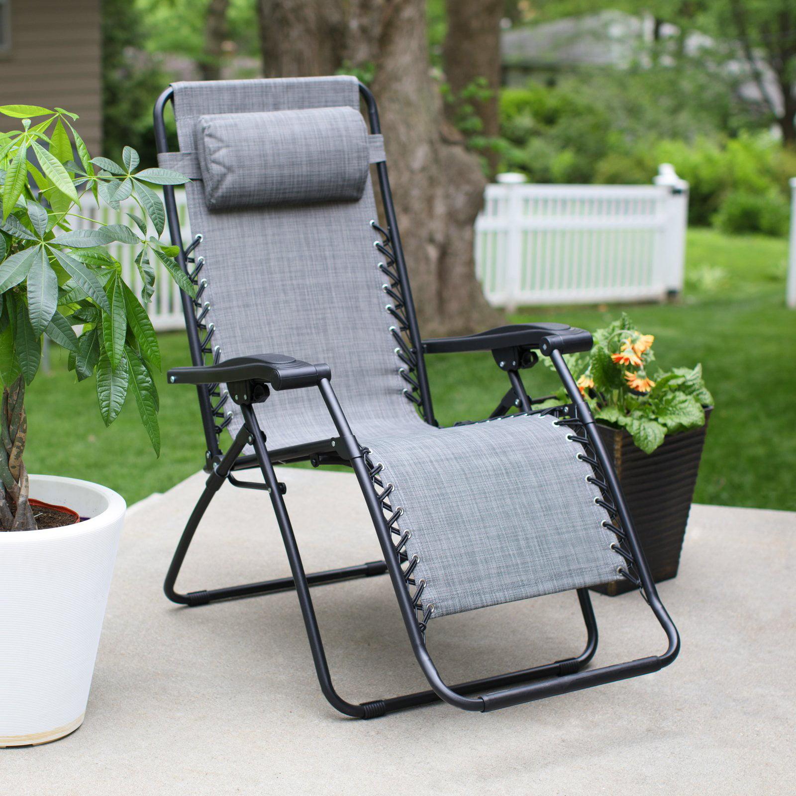 Caravan Sports Zero Gravity Sling Lounge Chair