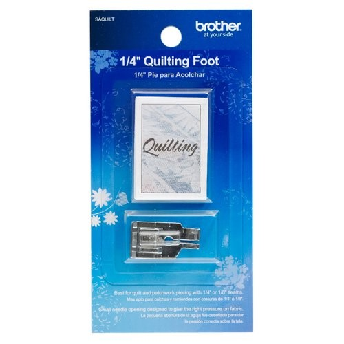 "Brother SAQUILT 1/4"" Quilting Foot"