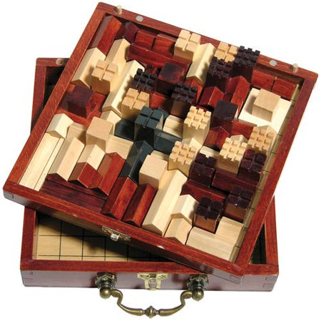 Cathedral Game: Magnetic Travel - Magnetic Travel Games