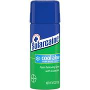 Solarcaine Cool Aloe Burn Relief with Aloe Vera, 4.5 Ounce Spray