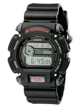 194072f7231e Product Image DW9052-1V G-Shock 200-Meter Water-Resistant EL-Backlit with
