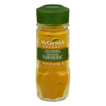 Mccormick Gourmet Organic Ground Turmeric  1 37 Oz