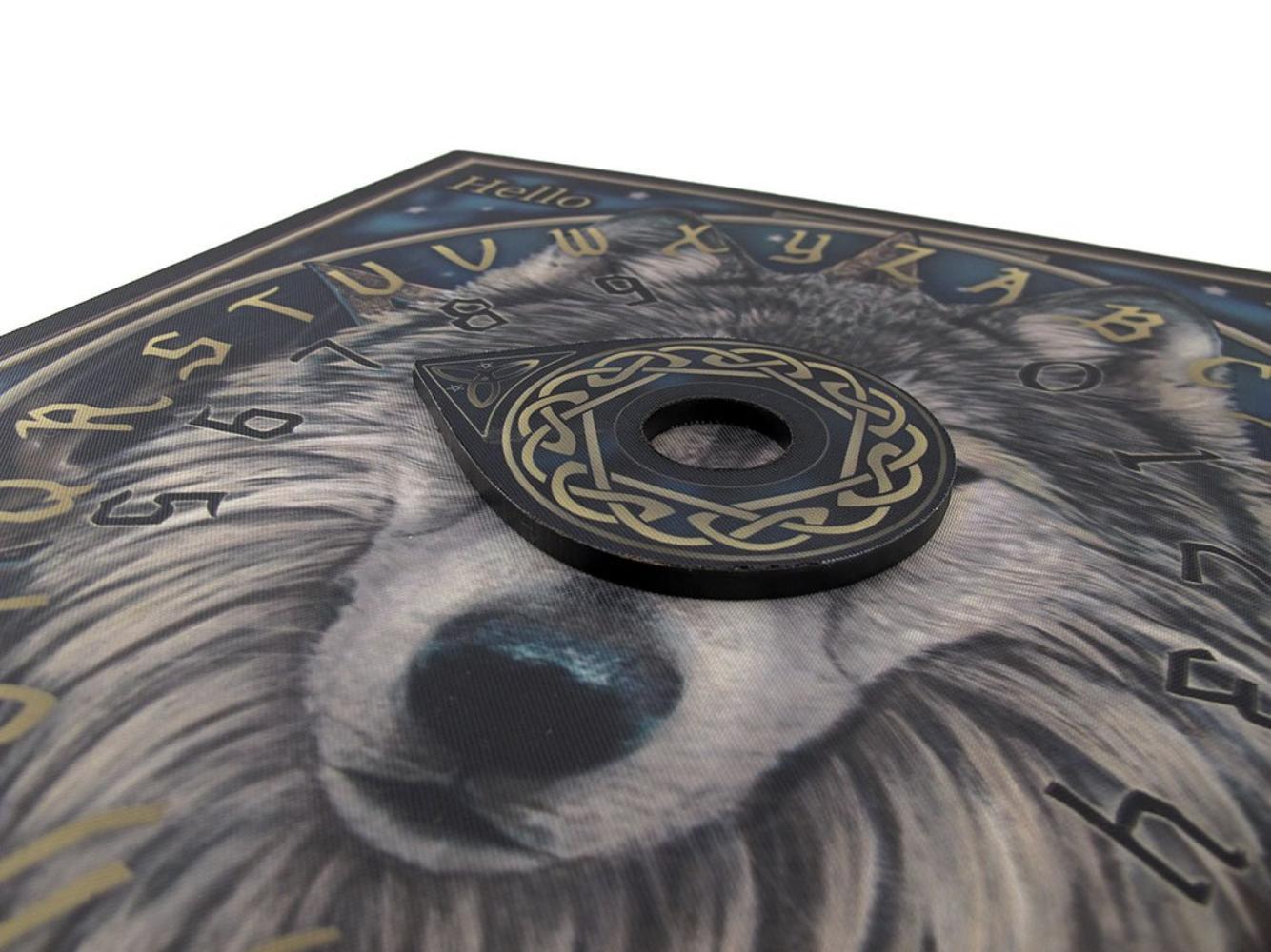 Zeckos Lisa Parker Wild One Wolf Spirit Board