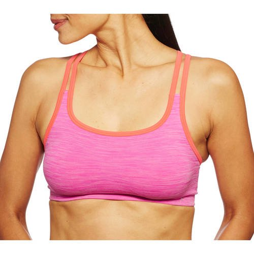 ef7e739d7adc7 Danskin Now - Danskin Now Women s Active Seamless Strappy Back Cami ...