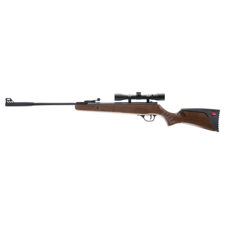 (Ruger AirHawk Master .177 Pellet Air Rifle with Wood Stock and 4x32 Scope)