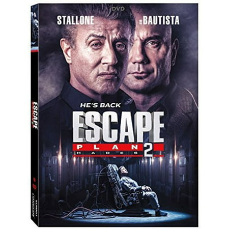 Escape Plan 2 (DVD) - Escape Halloween Eve 2017