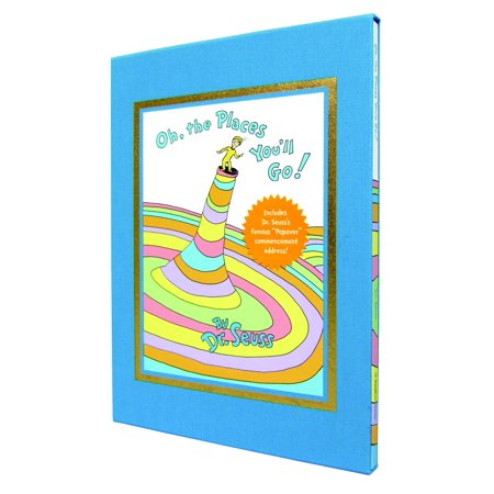 Oh, the Places You'll Go! Deluxe Edition (Deluxe) (Hardcover)