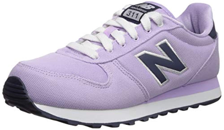 Violet Glo/Nubuck Navy
