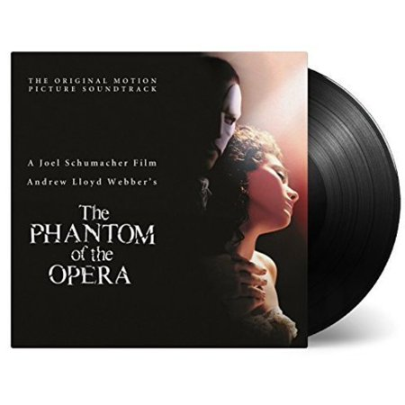 Phantom Of The Opera (2004) Soundtrack (Vinyl) (Halloween Iii Soundtrack Lp)