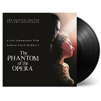 Phantom Of The Opera (2004) Soundtrack (Vinyl)