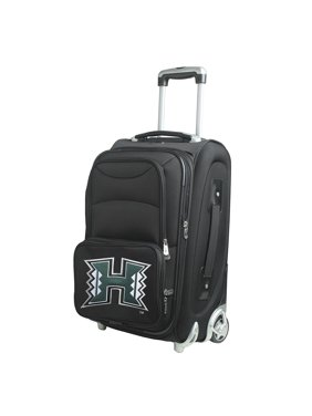 "Hawaii Warriors 21"" Rolling Carry-On Suitcase - No Size"