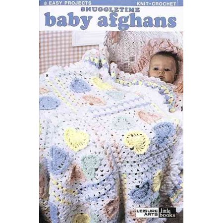 Snuggletime Baby Afghans