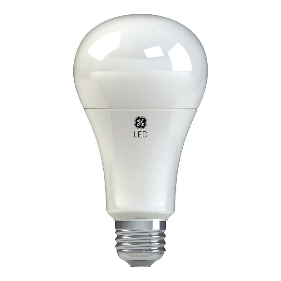Ge Classic 2 Pack 100 W Equivalent Dimmable Daylight A21 Led Light Fixture Light Bulb Walmart Com