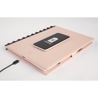 TUL Wireless Charging Discbound Notebook