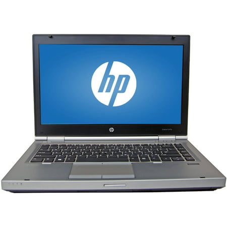 "Refurbished HP 14"" Elitebook 8470P Laptop PC with Intel Core i5-3320M"